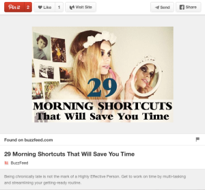 29 Morning Shortcuts That Will Save You Time - Pin